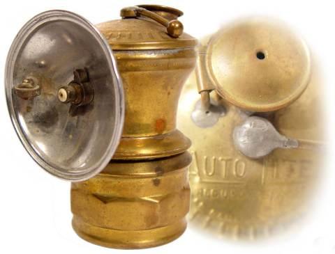 Risultati immagini per miners lamp
