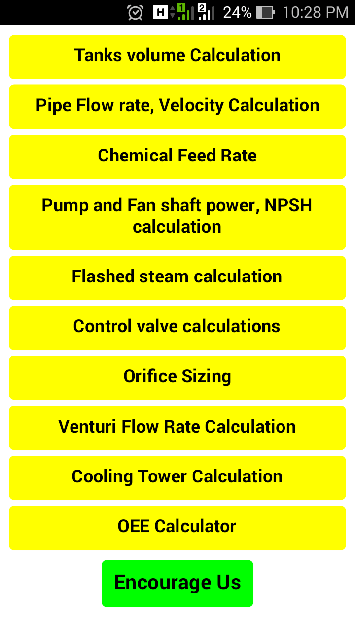 Field Process Calculator - Ramshri Technologies