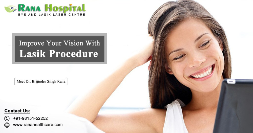 What is Blade Free Lasik Eye Surgery and where to get in India at low costs?
