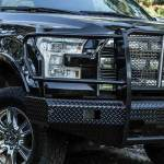 Grille Guard Front Bumpers