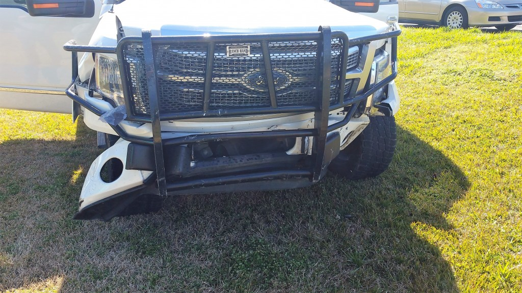 F150 Ranch Hand Grill Guards 2017