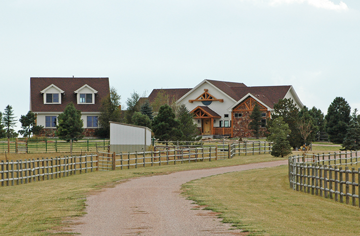 Large Luxury Ranches Sale