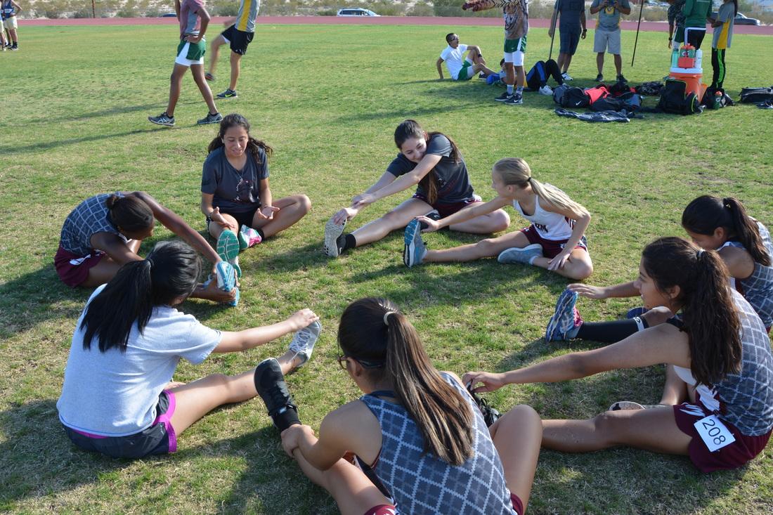 Cross Country Rancho Mirage High School