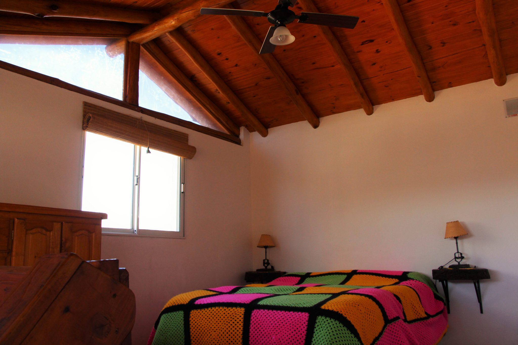 Rancho Pampa - Habitación