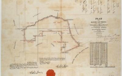 RSM Historical Map