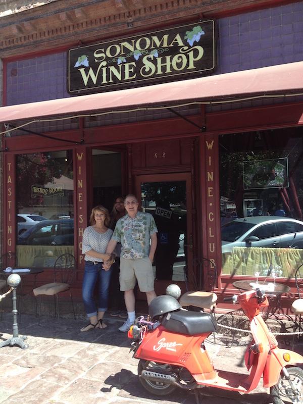 Sonoma Wine Shop