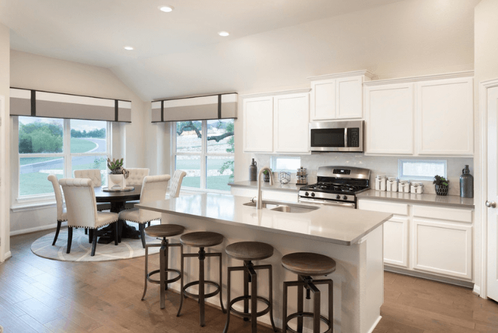 5 model home design features we love on Modern:ln_Sacsp1Ua= Kitchen Model  id=69666