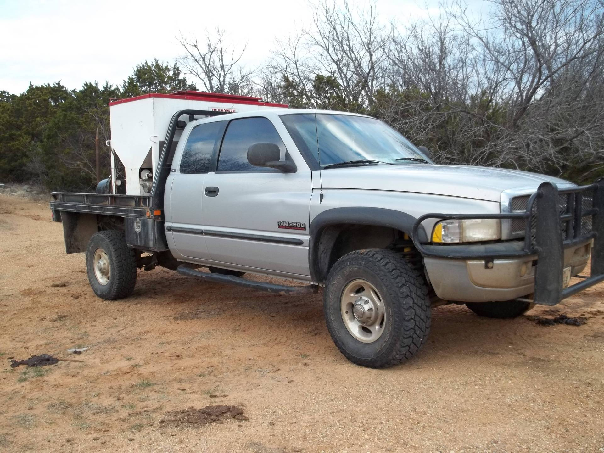 Feed Truck for Sale