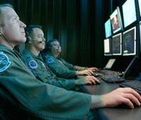 Fuerza Aérea de EE.UU. cyber laboratorio