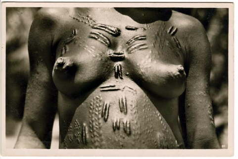 xingu women nude