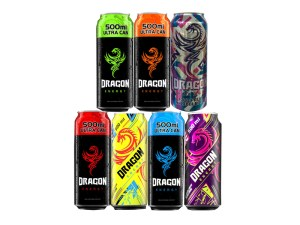 Dragon Energy Drinks – 500ml