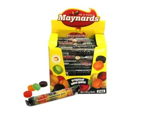 Maynards Wine Gums Rolls