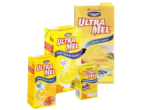Ultra Mel Vanilla Custard
