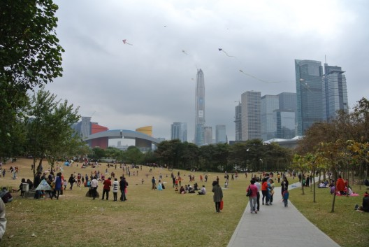 深圳仙湖植物园(图片由Luigi Laurenzi提供)/ Xianhu Botanic Garden, Shenzhen (courtesy Luigi Laurenzi)