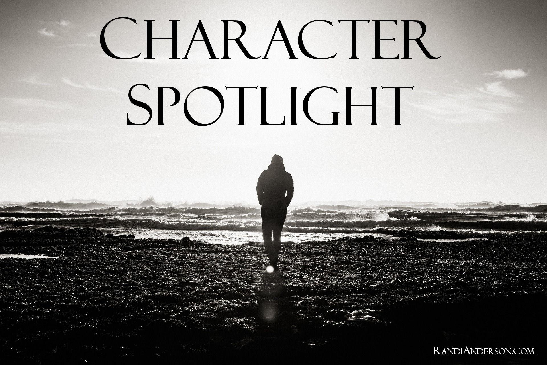 Character Spotlight Image - RandiAnderson.com