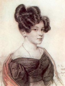 Anna Olenina and Pushkin