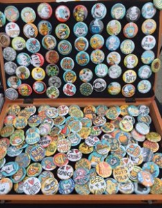 Buttons galore!