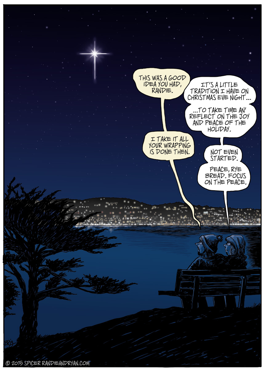 """Oh, Holy Night…"
