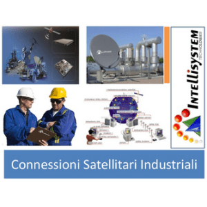 Connessioni satellitari industriali Intellisystem Technologies