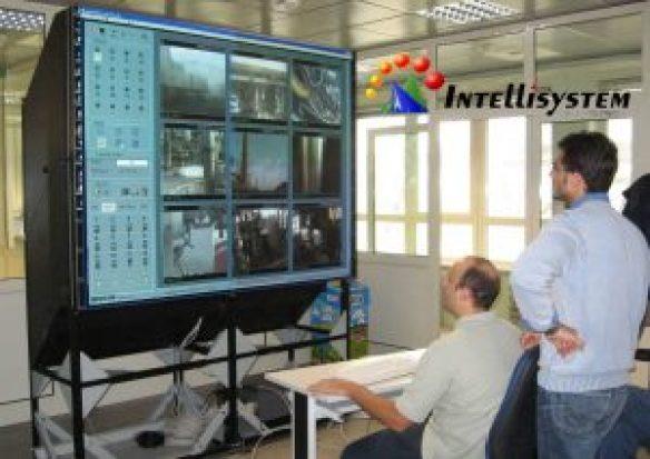 Video Wall Consolle - Intellisystem Technologies