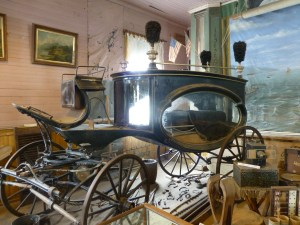 Bodie Museum - former Miner's Hall