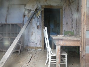 Abandoned House Bodie California SHP