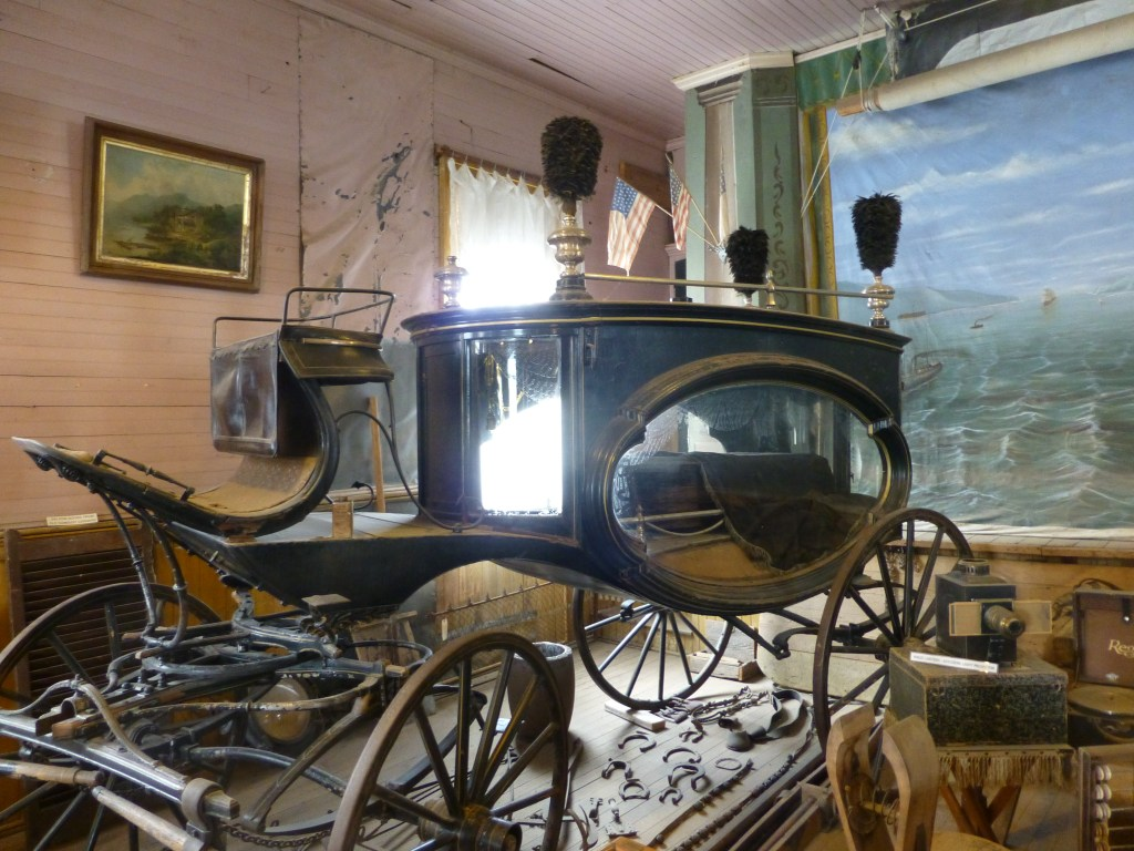 Bodie State Park Museum