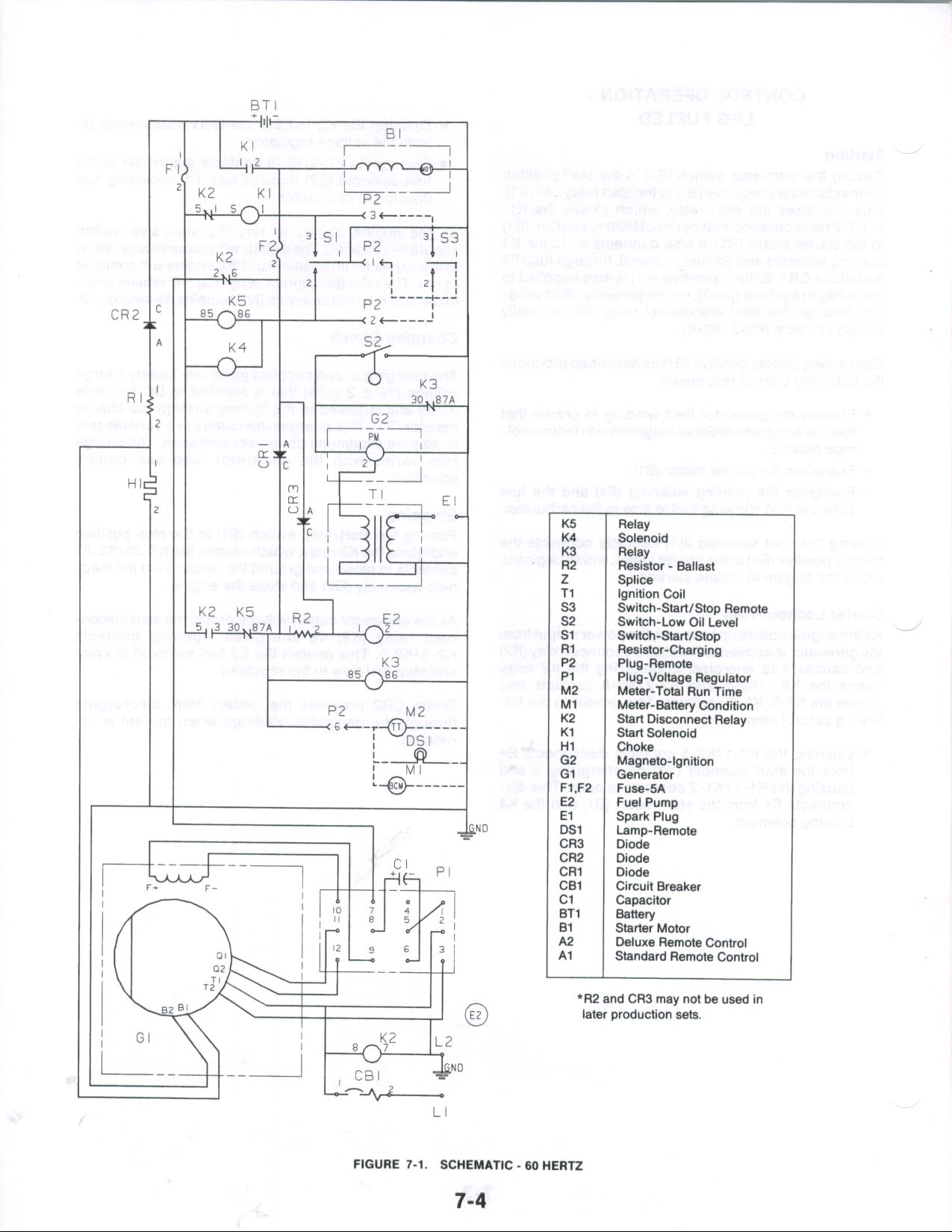 on onan 4000 genset wiring diagram