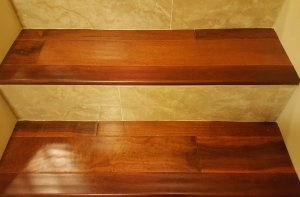 Expert Wood and Marble Stair Flooring and Installation