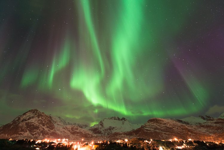 Northern Lights Forcast