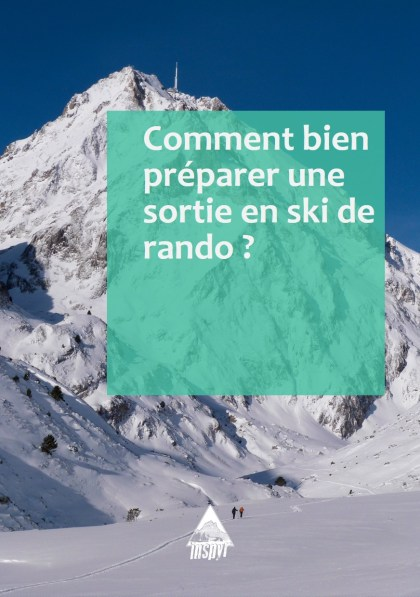 Couverture Guide Ski Rando