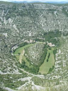 Cirque de Navacelles Randonnée 12 KM