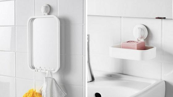 accessoires et rangement salle de bain