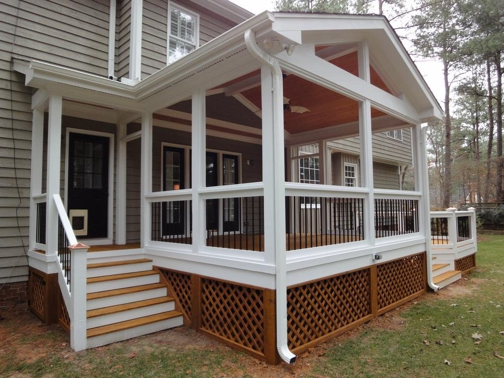 Covered Back Porch Ideas Pictures — Randolph Indoor and ... on Covered Back Porch Ideas id=74260
