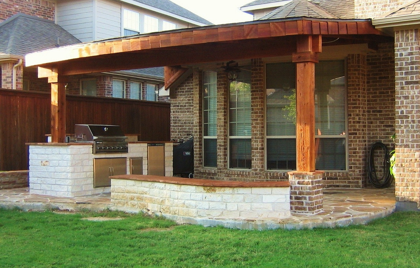 Covered Back Porch Ideas Pictures — Randolph Indoor and ... on Covered Back Porch Ideas id=66685