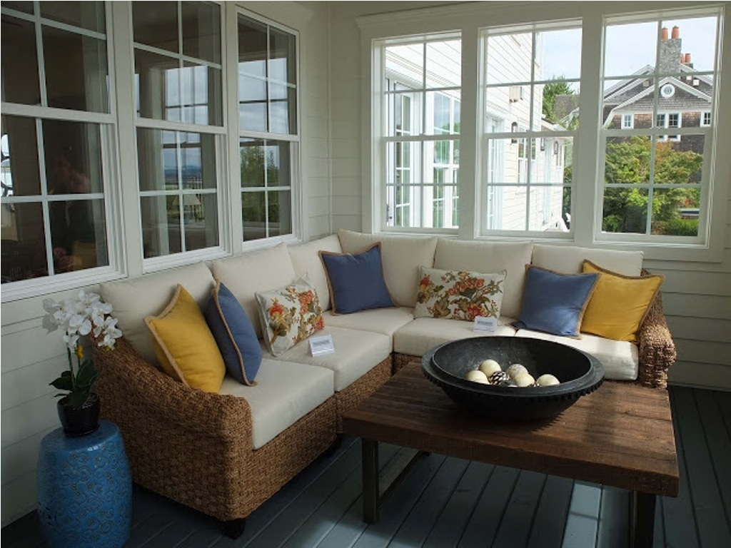 Enclosed Front Porch Ideas And Its Advantages — Randolph ... on Inclosed Patio Ideas  id=34909