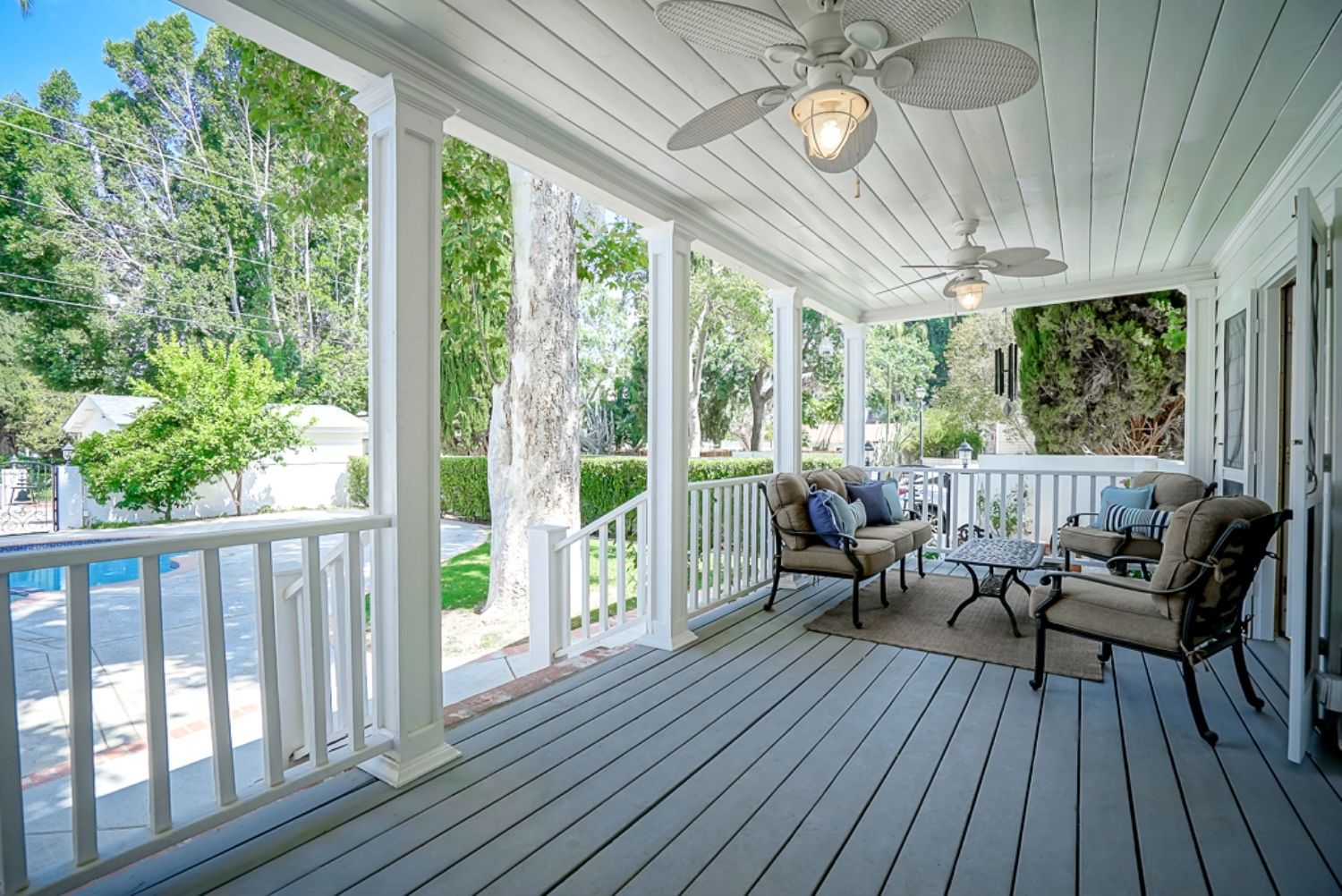 Covered Back Porch Ideas Pictures — Randolph Indoor and ... on Covered Back Porch Ideas id=66781