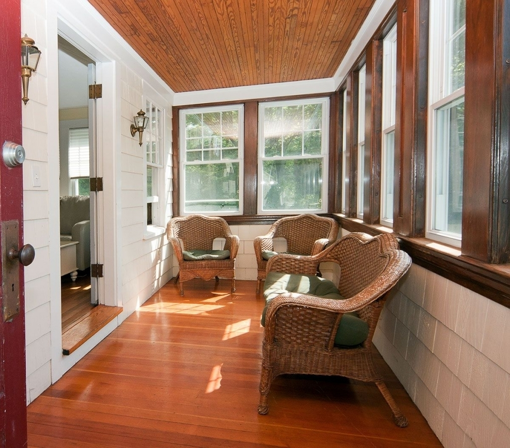 Enclosed Front Porch Ideas And Its Advantages — Randolph ... on Small Enclosed Patio Ideas id=27655