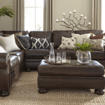 Brown Leather Couch Decor Randolph Indoor And Outdoor Design