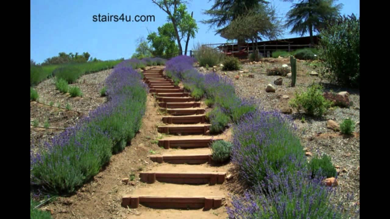 Creative Hillside Landscape Ideas — Randolph Indoor and ... on Steep Sloping Garden Ideas id=90634