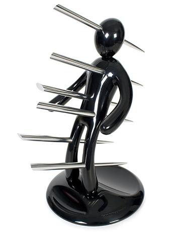 voodoo pen holder