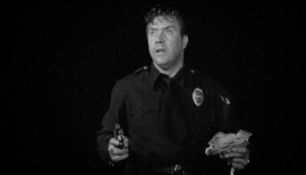 事件の死角 (1954)
