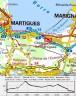 Image de l'itinéraire 1ère partie 13km400 256m dénivelée 3h