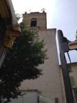La tour du donjon et l'horloge