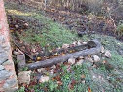 abreuvoir de bois