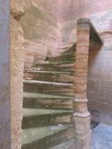 La PréFantasti : escalier à vis