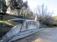 Chapelle de la Santonne, le Calavon