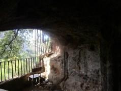 balcon de la grotte