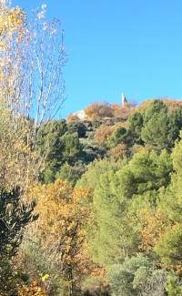 Du canal à la chapelle Sainte-Réparade