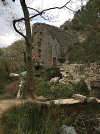 Le pont-aqueduc romain du Tholonet